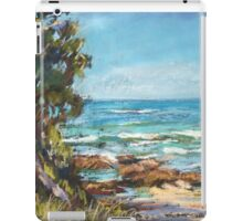 Oxley Beach paint out iPad Case/Skin