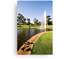 Kings Park - Perth - Western Australia Canvas Print