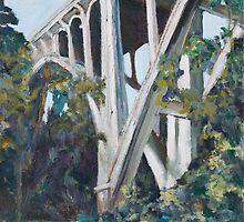 Old Bridge by bluerabbit