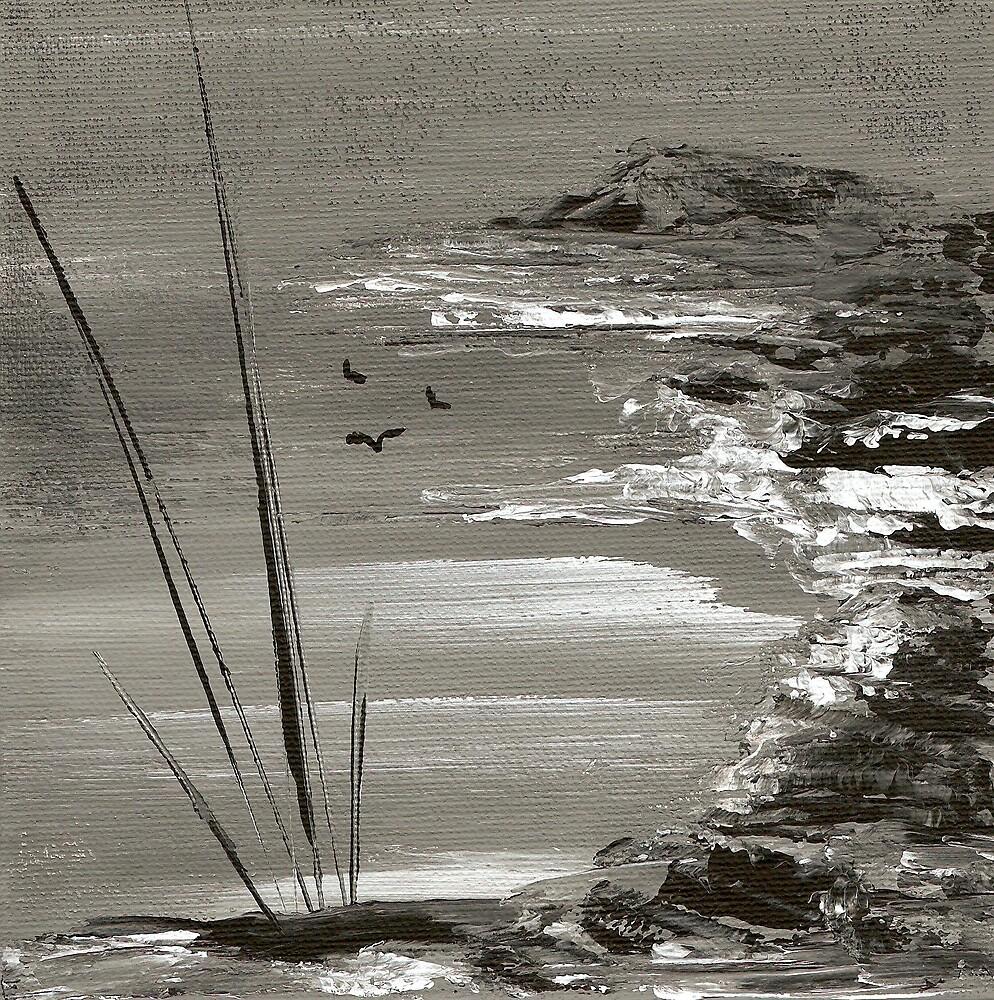 At the Shore by Ginger Lovellette