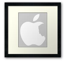 The right logo Framed Print