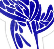 Arctic Blue Sticker