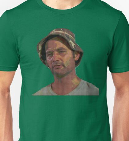 Carl Spackler -full shirt Unisex T-Shirt