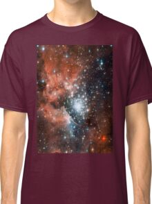 Red Galaxy 2.0 Classic T-Shirt