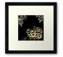 Flowers to Intoxicate Me Framed Print