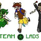 Team Lads by Kootenai