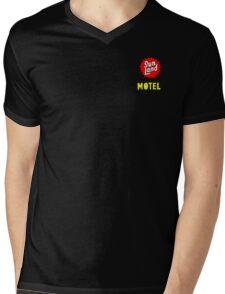 Sunland Motel Mens V-Neck T-Shirt