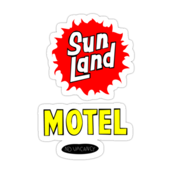 Sunland Motel by Mason Mullally