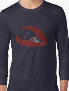 PKMN Mega Salamence  Long Sleeve T-Shirt
