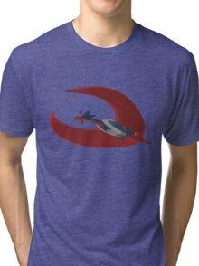 PKMN Mega Salamence  Tri-blend T-Shirt