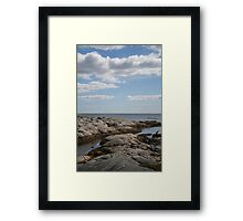 Peggy's Cove 1 Framed Print