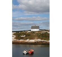 Peggy's Cove 4 Photographic Print