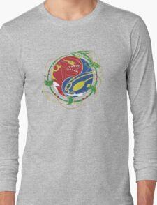 Mega Rayquaza Pokemon Long Sleeve T-Shirt