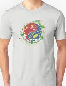 Mega Rayquaza Pokemon T-Shirt