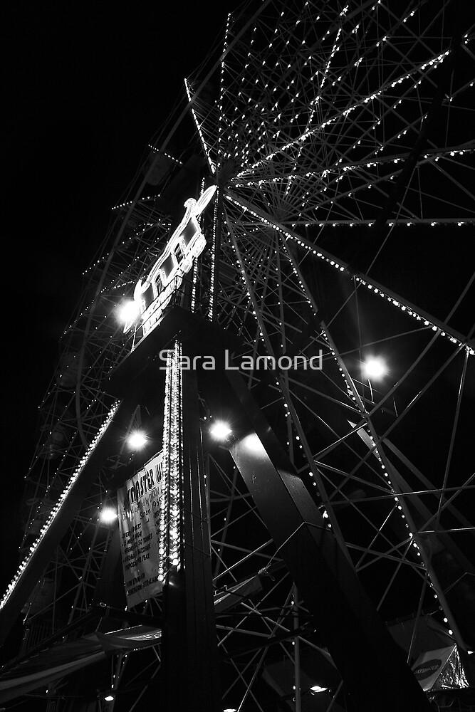 Night lights by Sara Lamond
