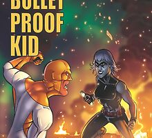 That Bulletproof Kid #2 Cover by MattKyme