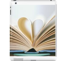 Book Lover iPad Case/Skin
