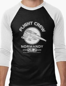 Explore the Galaxy - The Citadel and Beyond Men's Baseball ¾ T-Shirt