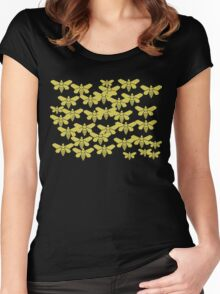 Methylamine invasion! Women's Fitted Scoop T-Shirt