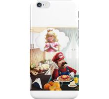 Where Is My Princess? iPhone Case/Skin