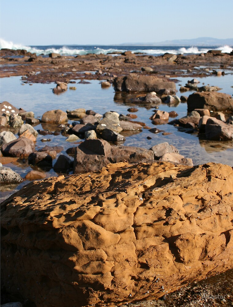 Honeycomb Rock by Alsastar