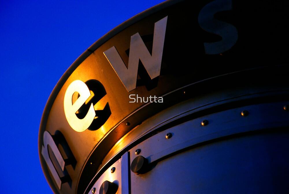 Newstand by Shutta