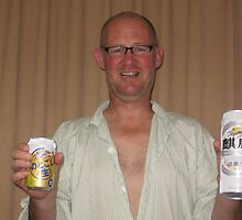 Nirvana - The cultural attache discovers the 1000ml can of beer by Trishy