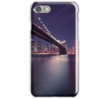 New York Cityscape iPhone Case/Skin