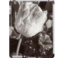 '' BOWRAL TULIPS '' iPad Case/Skin