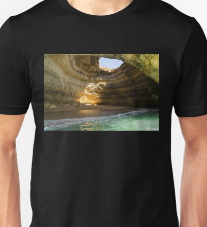 Sea Cave Sunlight -  Unisex T-Shirt