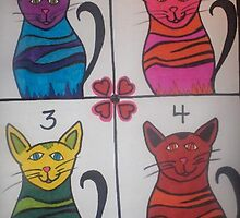 4cats by StarArt