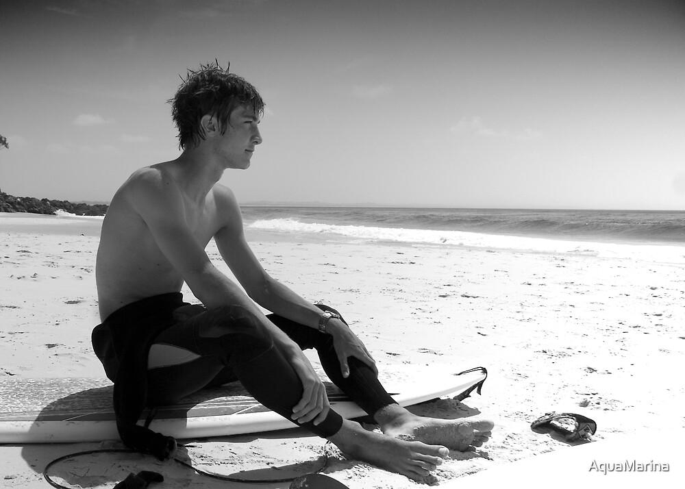 Surfer by AquaMarina