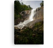 Seven Wells Falls 3 Canvas Print