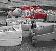 Oyster Pots by grimbomid