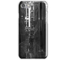 Rainy Lane iPhone Case/Skin