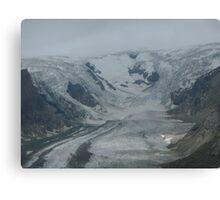 Glacier in Austria Canvas Print