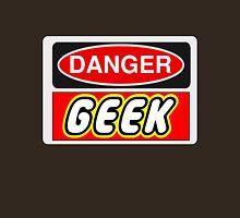 Danger Geek Sign T-Shirt