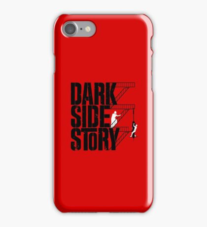 Dark Side Story iPhone Case/Skin