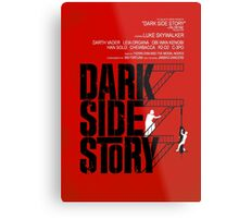 Dark Side Story Metal Print