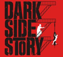 Dark Side Story One Piece - Short Sleeve