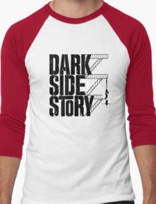 Dark Side Story Men's Baseball ¾ T-Shirt