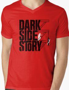 Dark Side Story Mens V-Neck T-Shirt