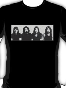 Waters, Mason, Gilmour, Wright  T-Shirt