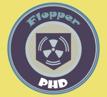 Flopper PHD One Piece - Short Sleeve