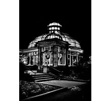Allan Gardens Conservatory Palm House Toronto Canada Photographic Print