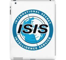 International Secret Intelligence Service iPad Case/Skin
