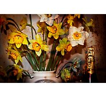 '' MOET FOR ONE '' Photographic Print