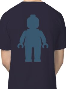 Minifig [Large Navy Blue], Customize My Minifig Classic T-Shirt