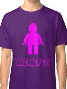 Minifig [Dark Pink],  Customize My Minifig Classic T-Shirt