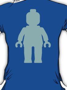 Minifig [Large Light Blue], Customize My Minifig T-Shirt
